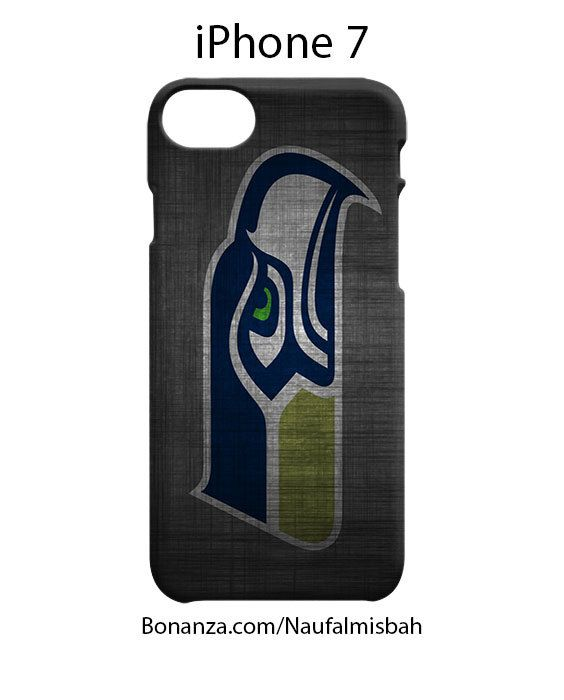 Seattle Seahawks Inspired iPhone 7 Case Cover