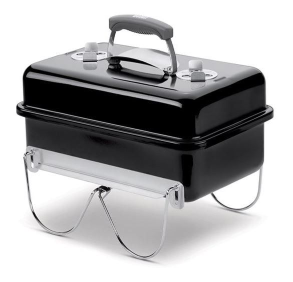 Weber - Go-anywhere kulgrill #grillinspiration #grilltips #inspirationdk