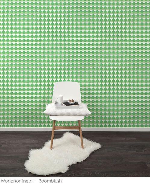 Roomblush behang & interieurstickers #wonen #interieur