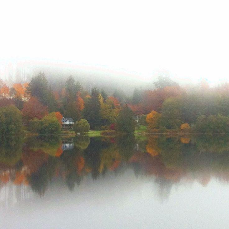Cranberry Lake, Powell River, BC  #PowellRiver #MLI #ESL #LearnEnglish #Canada #BC #Homestay #StudyinCanada