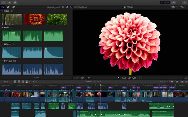 Apple Releases Final Cut Pro X 10.3.2 [Download]