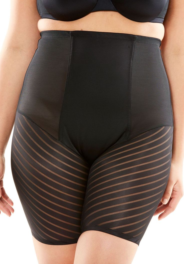 Long Shorts by Secret Solutions - Women's Plus Size Clothing