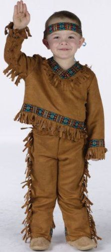 Fun World Costumes Baby Boys Native American Toddler Boy Costume Tan Large *** You can find out more details at the link of the image.