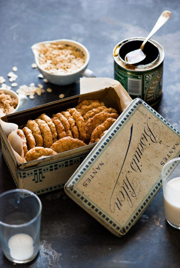 Anzac Biscuits Food photography, food styling