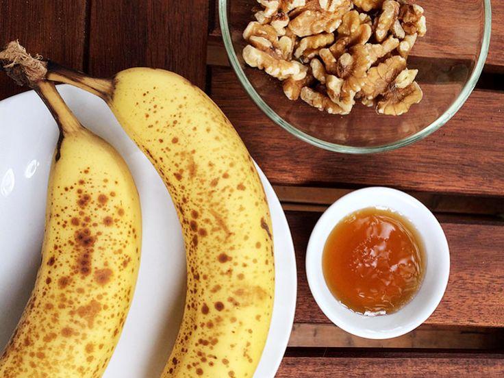 Bananes grillées au noix « Hawaiin Style»