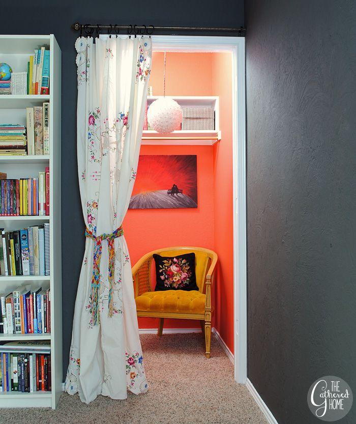 Reading Nook Ideas best 20+ closet reading nooks ideas on pinterest   closet book