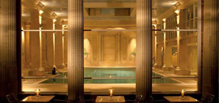 Luxury Health Spa in Hampshire England | Spa Hotel Resort