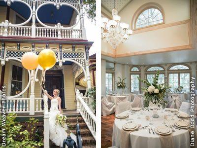 The Gingerbread House Savannah Georgia Wedding Venues 2