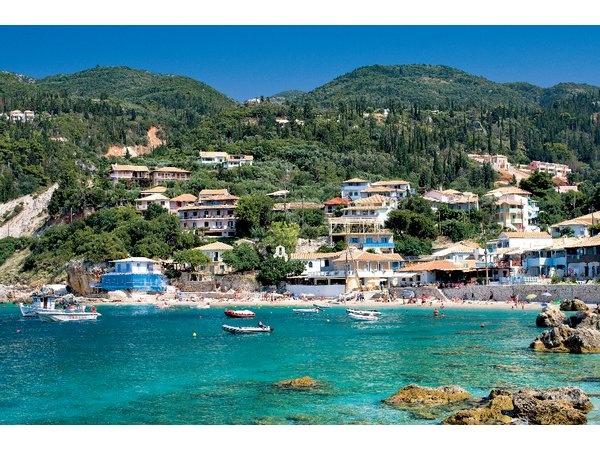 Lefkas Greece - perfect sailing
