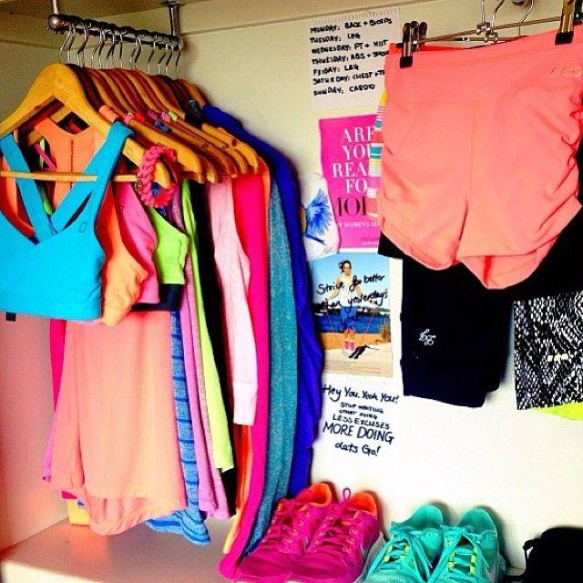 Dream Active wardrobe Follow us on Instagram @Lorna Riojas Jane xx