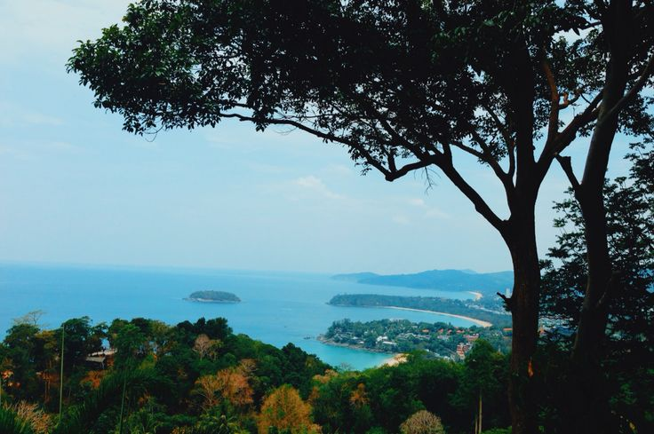 Kata view, phuket