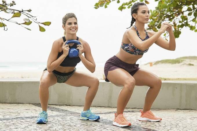 Ganhar músculo ou secar? O agachamento certo para o seu objetivo