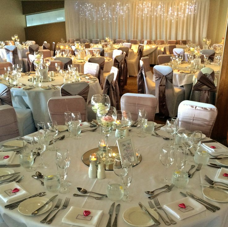 Beautiful decorations at The Surf Club Mooloolaba by @Beedazzled Events