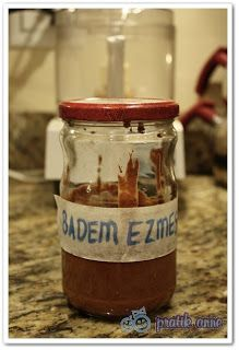 Badem Kreması – Badem Ezmesi | Pratik Anne