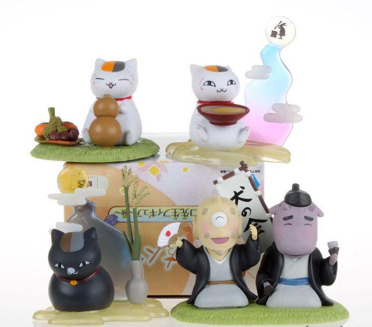 Японский-аниме-цифры-5-см-нацумэ-Yuujinchou-пвх-действие-рисунок-4-шт-комикс-аниме-игрушки-малыш.jpg (750×661)