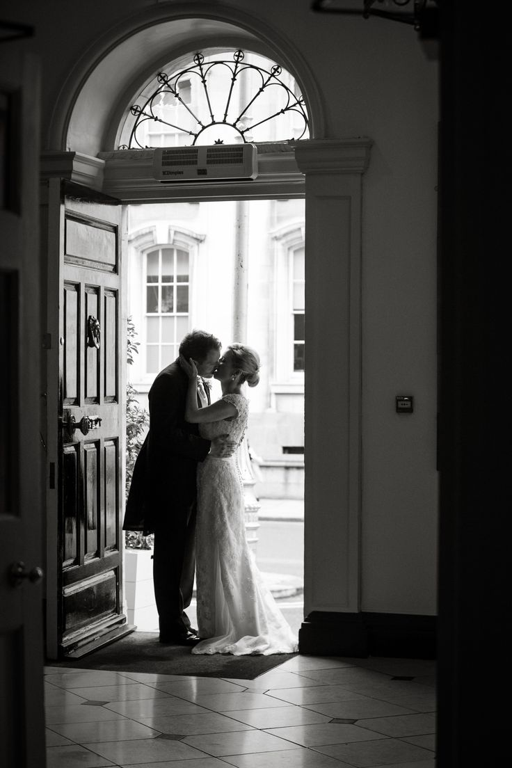 Duinseach and Mark's wedding @themerrionhotel.