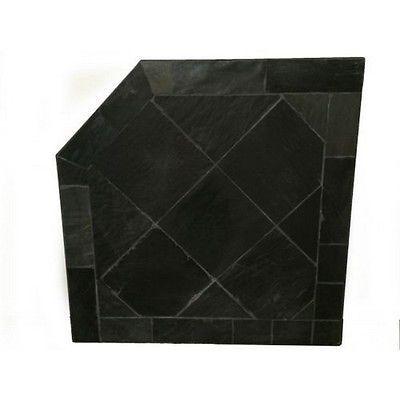 Braces and Brackets 45816: Hdc Inc. Sp1-Bs-C 40 X 40 Corner Pad Black Slate Stone New -> BUY IT NOW ONLY: $404.76 on eBay!