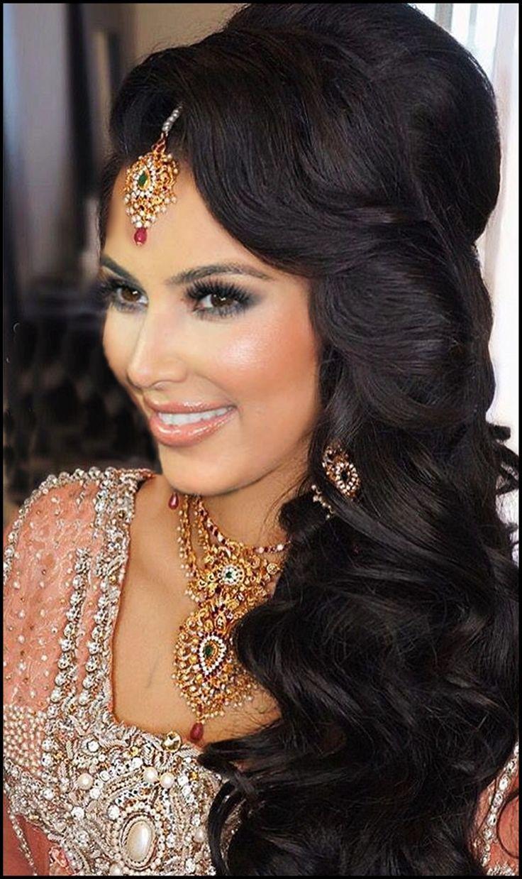 Foto Montaje Propio Bollywood Makeup Indian Wedding Makeup Asian Bridal Makeup