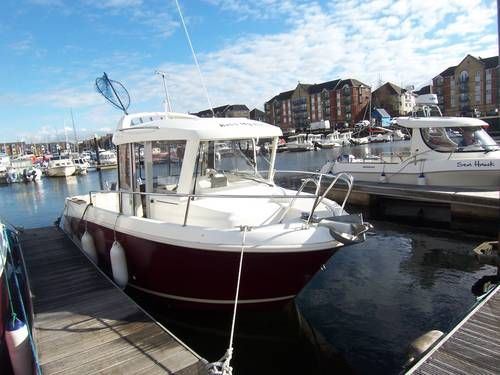 Jeanneau Merry Fisher Marlin 6 Motor Boats for Sale in West Glamorgan West Glamorgan, Wales, United Kingdom. Browse and discover thousands of Motor Boats in our extensive database on Boatshop24 today!
