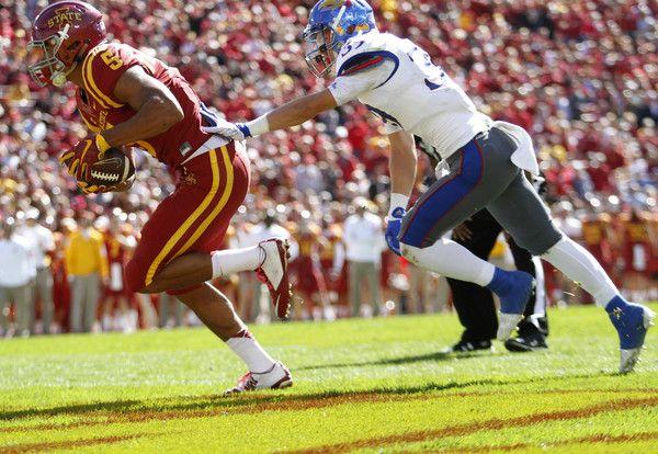 Iowa State Cyclones vs. Kansas Jayhawks, Saturday Week 11, College Football Betting, Las Vegas Odds, Picks, Prediction