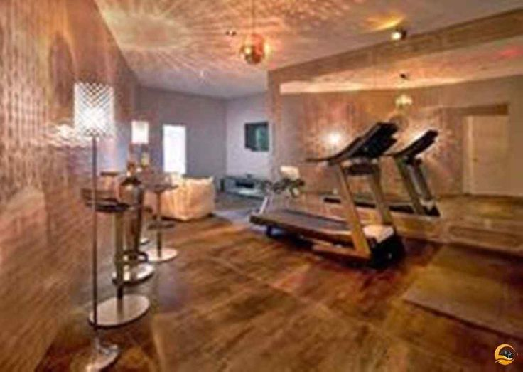 Home Gym Ideas Luxury Interior Design With Nice