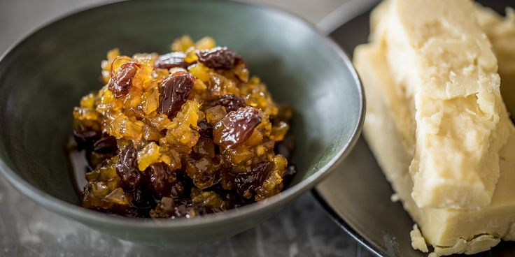 A great easy chutney recipe from Cornish chef Nathan Outlaw, with warming spices and plenty of fruit.