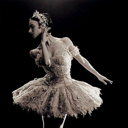 That is a beautiful tutu! Royal Ballet's Viviana Durante