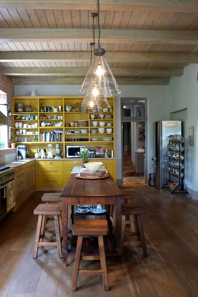 karen u0026 gawieu0027s artistic home in south africa