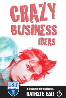Entering contest for Crazy Business Ideas!