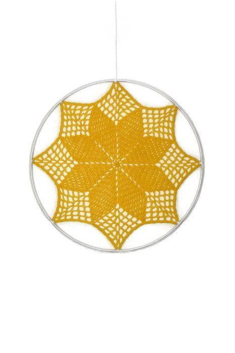 Crochet Star Earring HolderArt Decor Wall Decor  by MaKatarina#crochetdoily , #crochetearringholder, #laceearringholder , #crochetwalldecor , #lacewalldecor, #bohowalldecor, #bohoearringholder, #stardoily , #starwalldecor, #starearringholder, #etsyshop, #etsyseller