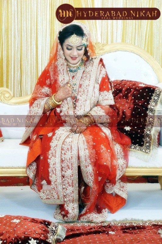 52 besten Khada Dupatta And Hyderabad Brides Bilder auf Pinterest