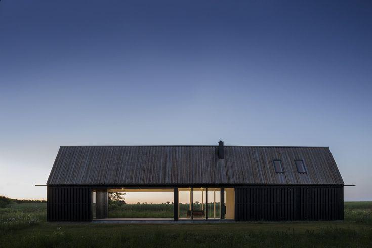 Enflo Arkitekter - Project - Gotland summer house