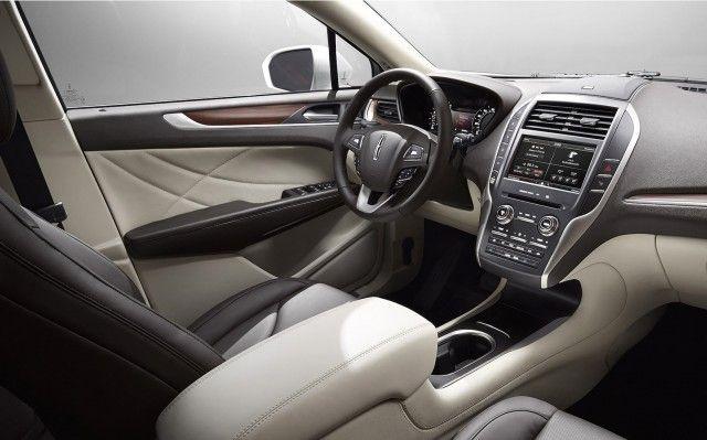 Luxury Lincoln Mkc 2017 Interior