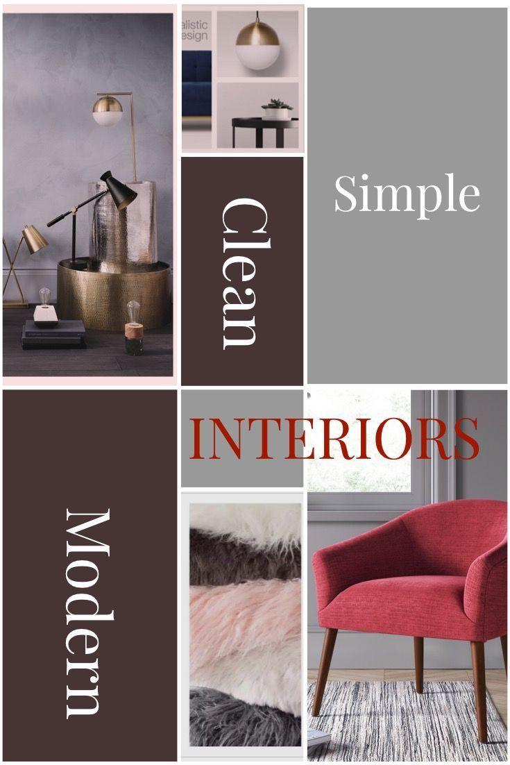modern interiors and decor. #modern #interiors #decor #shop