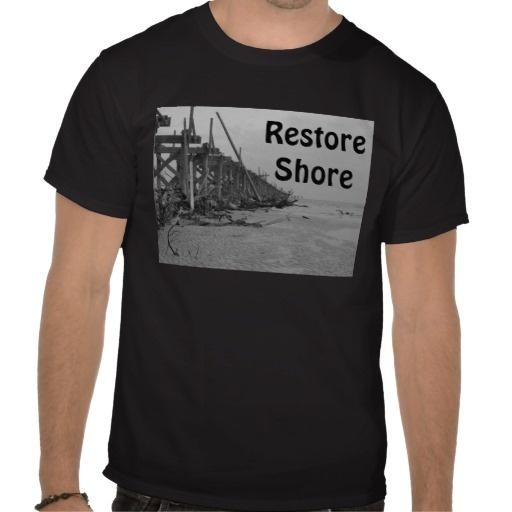 restore the shore shirt