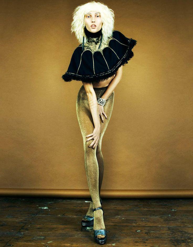 nikolay chanel2 Ursula Kim by Nikolay Biryukov in Fine Frenzy for Fashion Gone Rogue