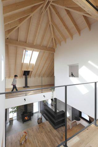 末広の家 - Works - 滋賀県 建築設計事務所 建築家 ALTS DESIGN OFFICE (アルツ デザイン オフィス)