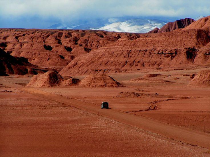 Desierto del Diablo - Rumbo a Tolar Grande