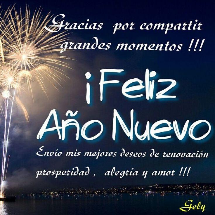 Pin by Violetagalanc Vg on Feliz año frases Happy new