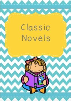 This resource contains a list of 50 classic children's novels and written activities that can be used with all of them. Children must choose one novel and complete three written assignments based on that novel.This resource is a great way of encouraging children to choose reading material that is outside of their favoured genre.