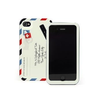 Kate Spade Airmail iPhone Case    http://sheshops.herworldplus.com/items/view/8987