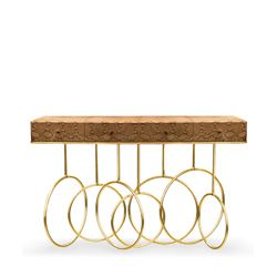BURLESQUE CONSOLE | #luxurybathroomfurniture