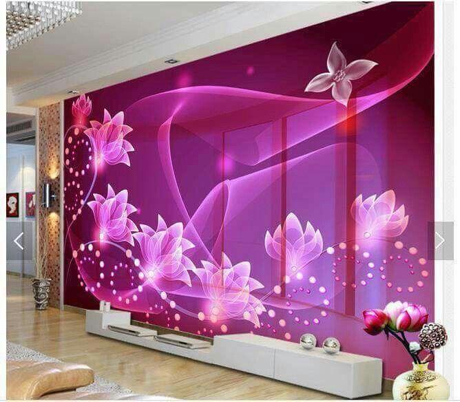 23 best Decoración de... images on Pinterest | Wall design, Murals ...