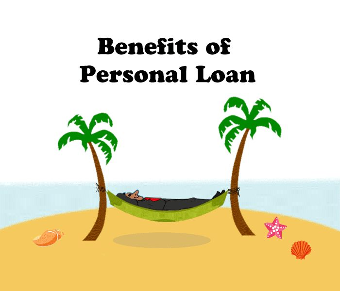 Image result for benefits personal loan