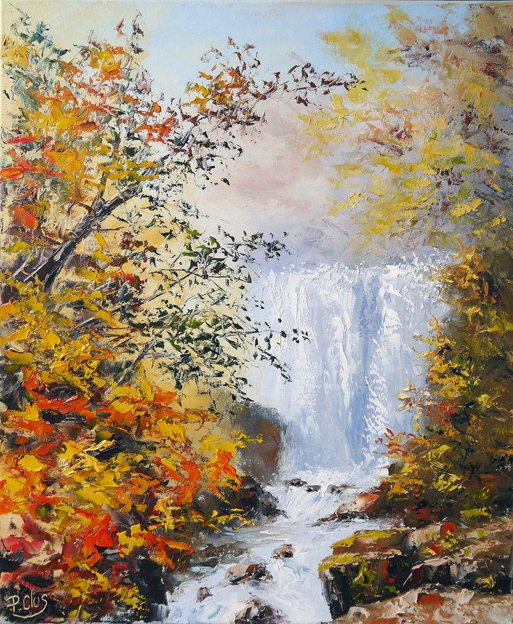 1000 id es sur le th me paysage d 39 automne sur pinterest arbres d 39 automne feuilles d 39 automne - Dessin d automne facile ...