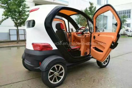 Everbright 2018 High Quality 4 Seats Smart Urban Mini Electric Car
