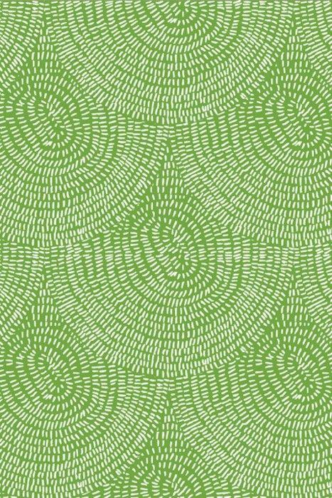 Take Shape Furs ~ Pattern Wall Tiles. Based on a Threadless pattern by Daniele De Batte.