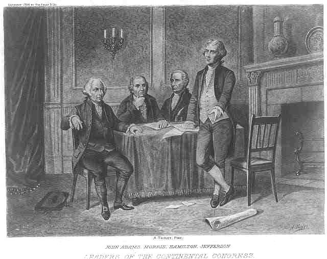 The Second Continental Congress. The Second Continental Congress was a convention of delegates from the Thirteen Colonies that started meeting in the summer of 1775, in Philadelphia, Pennsylvania, that, soon after warfare, declared the American Revolutionary War had begun.