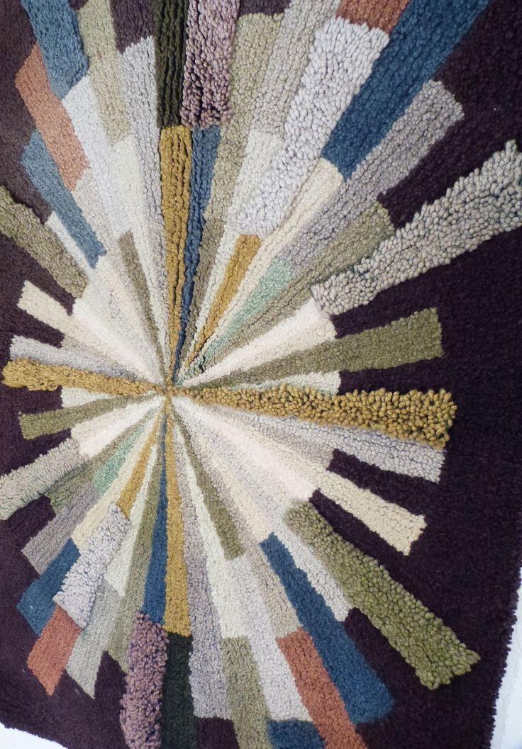 Danish Rya rug