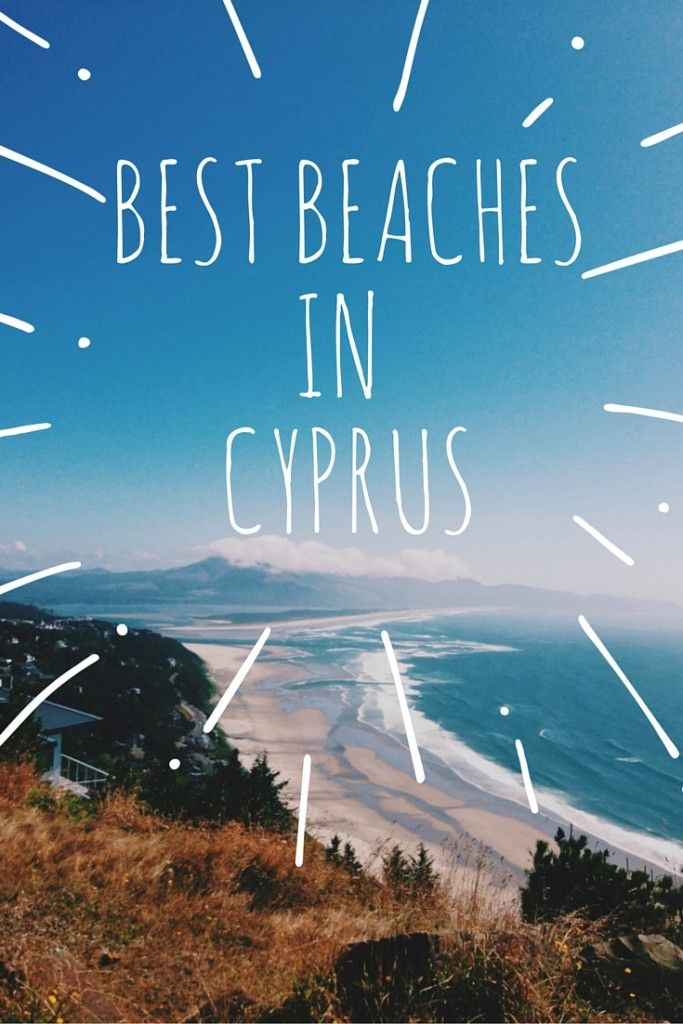 Cyprus has some of the best beaches in the World. Here are some of our favorites.